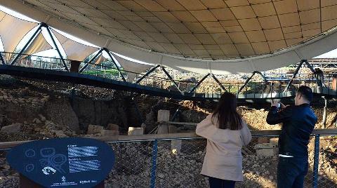 Göbeklitepe Türkiye'nin Turizm Lokomotifi Olmaya Hazırlanıyor