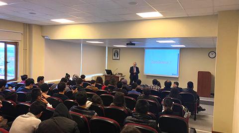 BTM'den Arel Üniversitesi'nde Eğitim
