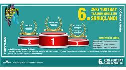 6. Zeki Yurtbay Tasarım Ödülleri Yarışması'nın Kazananları Belli Oldu