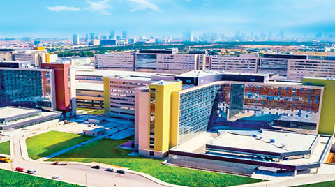 Bu Yıl 3 Yeni Şehir Hastanesi Hizmete Açılacak