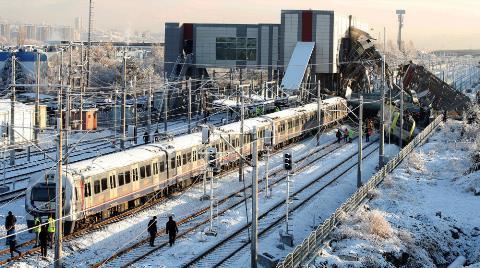 Bakan: Tren Kazalarında TCDD'nin Kusuru Yok