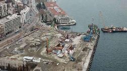 Galataport Projesi'nde 216 Milyon TL'lik Anlaşma