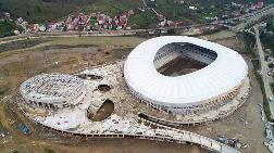 Çotanak Spor Kompleksi Son Virajda