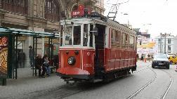 Esenler Nostaljik Tramvay Hattı İçin Düğmeye Basıldı
