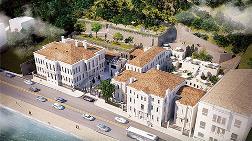 Tarihi Yalı Otel Oluyor