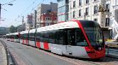 Eyüp-Bayrampaşa Tramvay Hattı İçin Düğmeye Basıldı