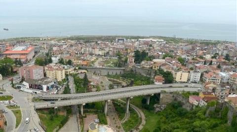 Trabzon Pazarkapı Kentsel Dönüşüm Alanına Alınıyor