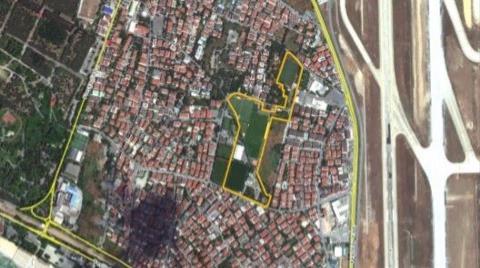 Galatasaray Florya Arsasının İmar Planı Askıda
