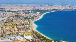Antalya'da 100 Bin Yapı Riskli