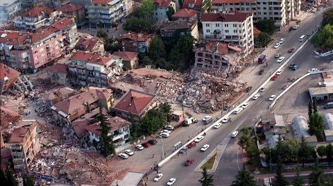 Türkiye'nin Deprem Haritası Güncellendi