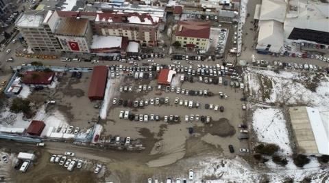 Van Eski Devlet Hastanesi Arsası Satıştan Kaldırıldı