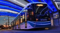 Kocaeli Akçaray Tramvay Hattının 2. Etabı Tamamlanıyor