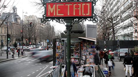 Paris'te, Toplu Taşıma Çocuklar İçin Ücretsiz Oluyor