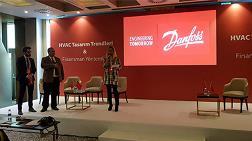 Danfoss, HVAC Paneli'nde Sektöre Işık Tuttu