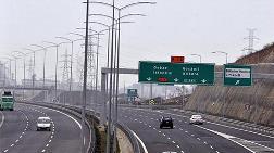 Köprü ve Otoyollardan Geçiş Yüzde 17 Azaldı