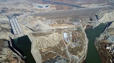 Ilısu Barajı'nın Son Durumu