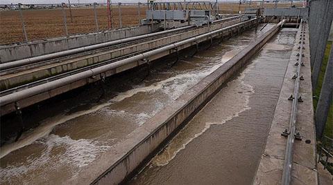 Mardin Atık Su Arıtma Tesisi'nde Çevresel Faktörlere Katkı
