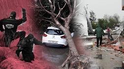 Antalya'da Zarar Çok Büyük