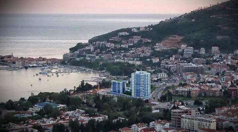 Budva'daki Türk Otelinin Yapımı Durduruldu