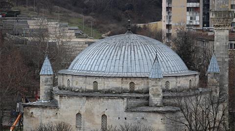 Bulgaristan'daki, Pargalı İbrahim Paşa Cami Restore Ediliyor