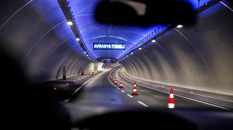 Avrasya Tüneli Geçiş Ücretlerinde Artış Yapılmadı