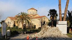 Ayasofya'da Restorasyon Çalışmaları 365 Gün Sürecek