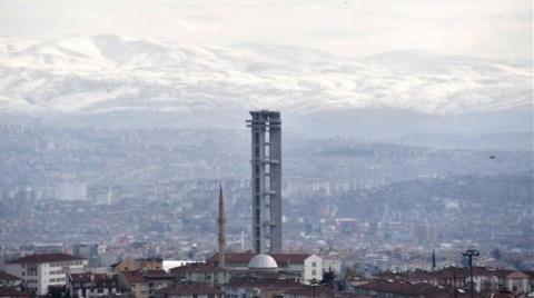 Cumhuriyet Kulesi 186 Metreye Yükseltilecek