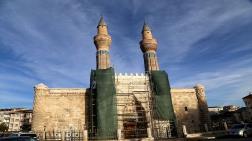 Sivas Gök Medrese'nin Restorasyonu Tamamlandı