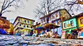 Cumalıkızık'taki Tarihi Yapılar Restore Ediliyor