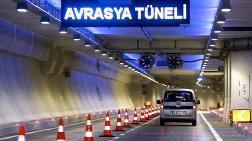 Bakanlıktan 'Avrasya Tüneli' Düzeltmesi