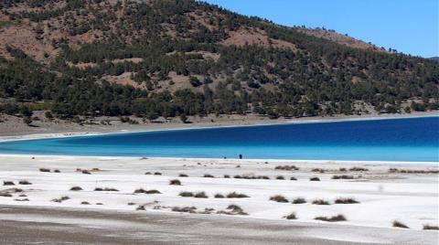 TBMM Genel Kurulu'nda, 'Salda Gölü' Tartışması