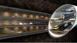 Büyük İstanbul Tüneli ve Kanal İstanbul'da Projeler Tamamlandı