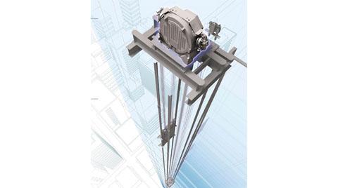 Mitsubishi Electric Asansörleri YDA Söğütözü Projesi'nde