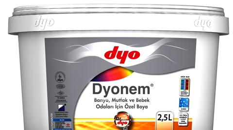 Dyonem, Neme Karşı Özel Olarak Geliştirildi