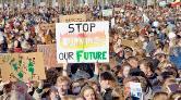 """""""İklim İçin Gençlik"""" Eylemleri Devam Ediyor"""