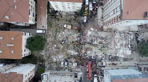 Çöken Binaların Zararı Sigortadan mı Karşılanacak?
