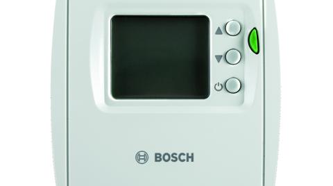 Bosch Termoteknoloji'den Kablosuz Oda Kumandaları