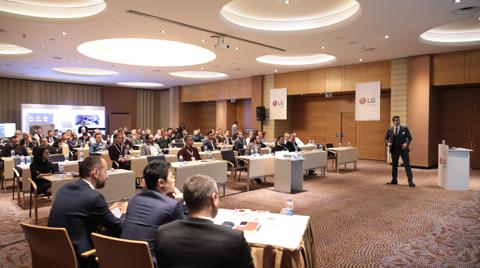 LG Türkiye, Yeni Sistemlerini İş Ortaklarına Tanıttı