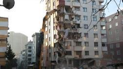 Kartal'da Bir Bina Daha Yıkılmayı Bekliyor