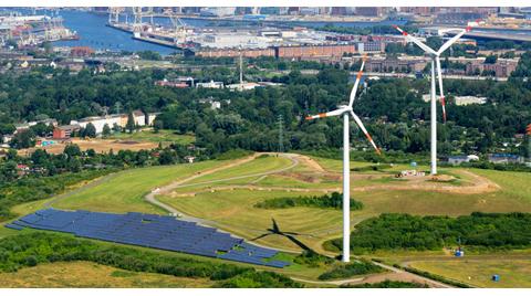 Avrupa'da Yenilenebilir Enerjinin Payı %17,5 Oldu