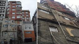 Belediyeden Bağcılar'da Dikkat Çeken Bina Hakkında Açıklama