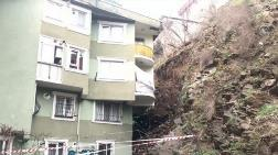 Eyüpsultan'da 4 Katlı Bina Tahliye Edildi