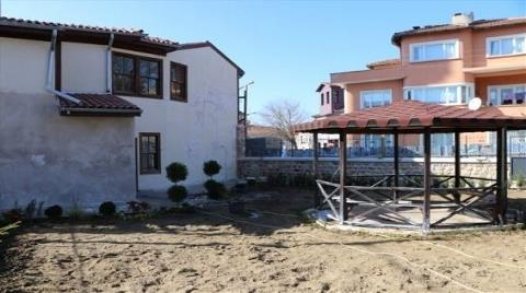 Edirne'de Yıkılmaya Yüz Tutmuş Konaklar Onarıldı