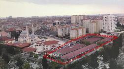Zeytinburnu Oto Sanayi Sitesi Arazisi İmara Açıldı