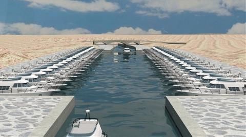 Efes Antik Liman Kenti Projesi TBMM Gündeminde