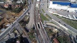 Bakan Turhan Gebze-Halkalı Demir Yolu Hattında Test Sürüşüne Katılacak