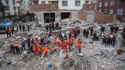 Kartal'da Riskli 11 Binadaki 159 Hane Evlerini Taşıdı