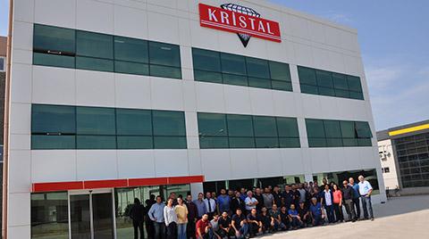 Kristal Yapı, Yenilikçi Ürün ve Çözümlerini Unicera'da Tüketicilerle Buluşturdu