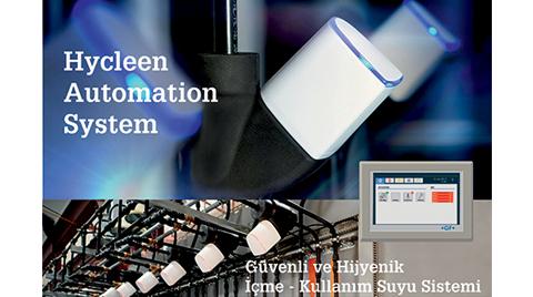 "GF Hakan Plastik'ten ""Hycleen Automation System"""