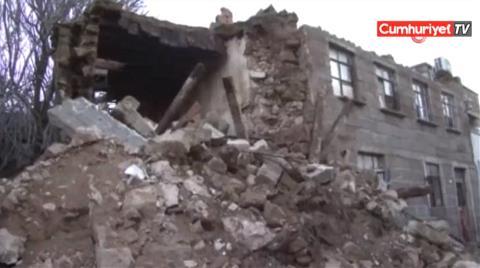Ayvacık'taki Depremin Bilançosu Açıklandı